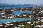 Bermuda Viewed From Gibbs Lighthouse