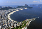 Brazil: Copacabana Beach in Rio