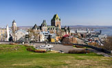 Quebec City in the Province of Quebec