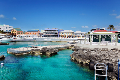 Cayman Islands: George Town on Grand Caymen Islands