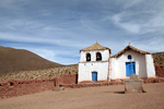 Chile: Altiplano Church in Northern Chile