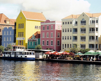 Curacao Waterfront