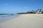 Punta Cana and one of its many all inclusive beach resorts