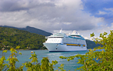 Haiti: Cruise Ship at Labadee