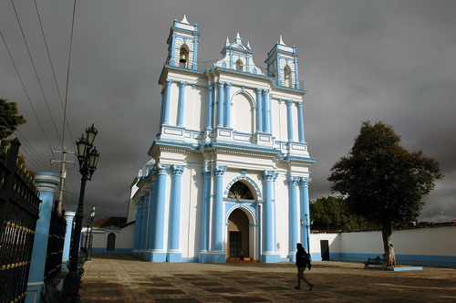 San Cristobal de las Casas: Church of Santa Lucia