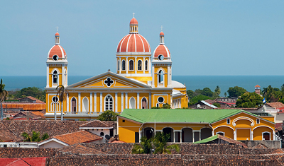 Nicaragua: Cathedral of Grenada