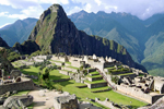 Peru: Machu Picchu Archaeological Site