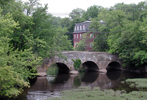 New Jersey: Stone Bridge on the D&R Canal